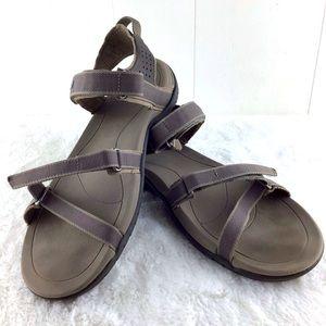Teva Adventure Sandals Tan Style 1006263 Size 8